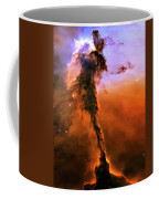 Release - Eagle Nebula 2 Coffee Mug by Jennifer Rondinelli Reilly - Fine Art Photography