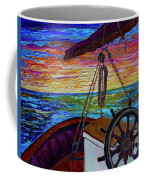 Release The Sails Coffee Mug by Jacqueline Athmann