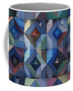 Relief M3 Corrugated Metal Coffee Mug