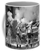 Reliving History-bw Coffee Mug
