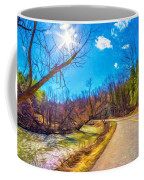 Reluctant Ontario Spring 3 - Paint Coffee Mug