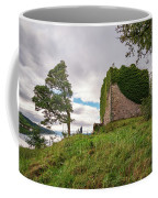 Remains Of Castle Lachlan Coffee Mug