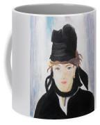Remake Portrait Of Berthe Morisot Coffee Mug