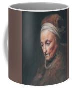 Rembrandt Mother Coffee Mug