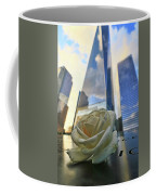 Remembering With A Rose Coffee Mug
