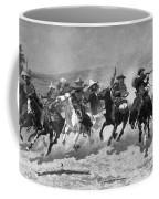 Remington: Dash For Timber Coffee Mug
