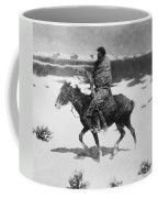 Remington: Luckless Hunter Coffee Mug