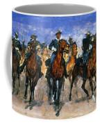 Remington: Troopers, C1890 Coffee Mug