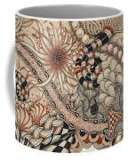 Renaissance Tangle Art Coffee Mug