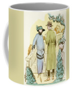 Rendezvous, Outfit And Ulster Overcoat  Coffee Mug