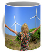Renewable Energy Concept Coffee Mug