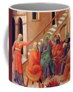 Renunciation Of Peter 1311 Coffee Mug