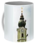 Repelling  Coffee Mug