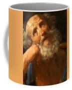 Repentant Peter 1637 Coffee Mug