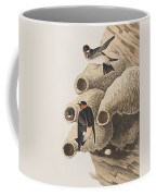 Republican Or Cliff Swallow Coffee Mug