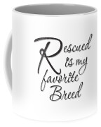 Rescued Coffee Mug