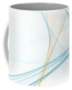 Research Computer Graphic Line Pattern Coffee Mug