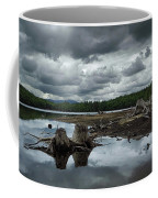Reservoir Logs Coffee Mug
