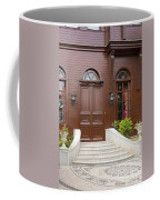 Residence Of The Patriarch Of Constantinople Coffee Mug