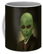 Resident Professor Of Interplanetary Research Area 51 Coffee Mug
