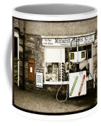 Resist Change - Village Shop Part1 Coffee Mug