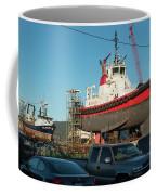 Response In Anacortes Drydock Coffee Mug