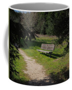 Rest Along The Path Coffee Mug