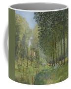 Rest Along The Stream - Edge Of The Wood Coffee Mug
