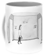 Rest Area Coffee Mug