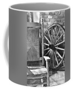 Rest Awaits Bw Coffee Mug