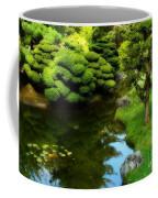 Rest By The Pond Coffee Mug
