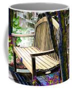 Rest In The Garden Coffee Mug