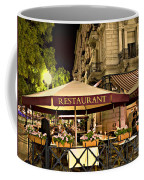 Restaurant In Budapest Coffee Mug
