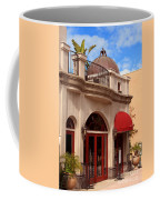 Restaurant In The Plaza Coffee Mug