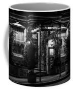 Restaurant Jeanne D'arc Bw Coffee Mug