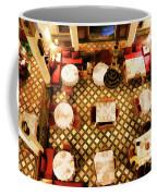 Restaurant Palais Des Merinides Fes Morocco Paint  Coffee Mug