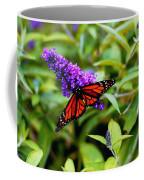 Resting Butterfly 2 Coffee Mug