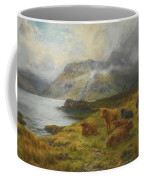 Resting By A Loch Coffee Mug