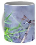 Resting Dragonfly Coffee Mug