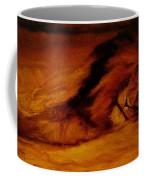 Resting Lion Coffee Mug