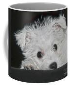Resting Puppy Coffee Mug
