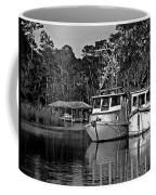 Resting Shrimp Boats Coffee Mug