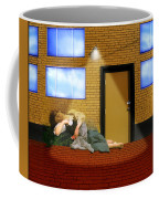 Resting Under The Light Coffee Mug
