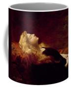 Resting Coffee Mug by Victor Gabriel Gilbert