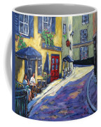 Resto Le Cochon Dingue  In Old Quebec Coffee Mug