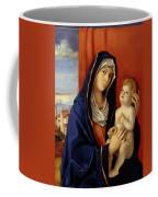 Restored Old Master Madonna And Child  Coffee Mug