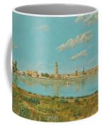 Rethymno Harbour - Crete Coffee Mug