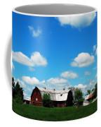 Retired Barn Coffee Mug