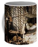 Retired Blacksmith Coffee Mug