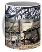 Retired Farm Wagon Coffee Mug